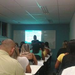 Photo taken at Universidade Estácio de Sá by Ulysses D. on 11/10/2014