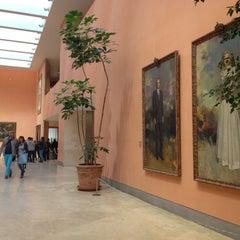 Photo taken at Museo Thyssen-Bornemisza by Suely C. on 4/11/2013