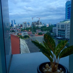 Photo taken at Menara Bidakara 2 by Lusi L. on 12/3/2014