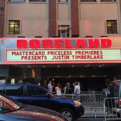 Photo taken at Roseland Ballroom by Mona W. on 5/5/2013