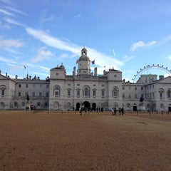 Photo taken at Horse Guards Parade by Bruce F. on 12/9/2012
