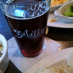 Photo taken at R.P. Adler's Pub & Grill by Adam P. on 9/13/2014