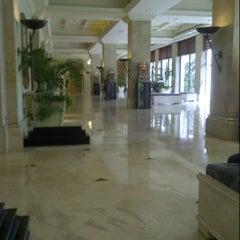 Photo taken at Hotel Bumi Surabaya by el d. on 9/26/2013
