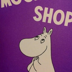 Photo taken at Moomin Shop by Konstantin🔒 on 5/13/2015