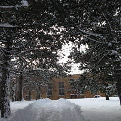 Photo taken at Sheldon Hall by Tatiana T. on 2/4/2013