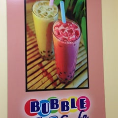Photo taken at Bubble Tea Cafe by Lisa M. on 11/19/2012