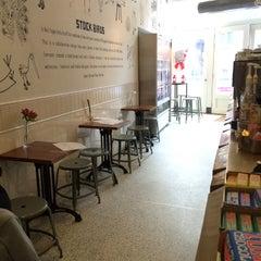 Photo taken at Stock Café by Nuno G. on 3/30/2015