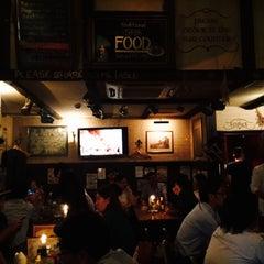Photo taken at The Bar Hotel NewOhtani by KasaDai on 7/21/2015