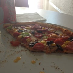 Photo taken at Felicia Pizza by Kadir A. on 9/12/2013