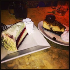 Photo taken at The Cheesecake Factory by JuliusOC D. on 1/31/2013