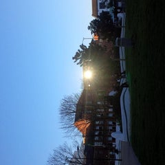 Photo taken at Devonshire Green by Andy N. on 4/14/2015