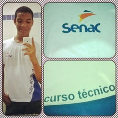 Photo taken at SENAC by Luiz Fernando B. on 12/5/2013
