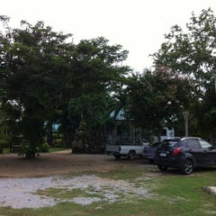 Photo taken at Sam Roi Yod Holiday Resort by Suraphon T. on 10/2/2012