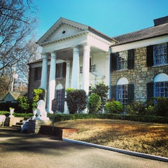Photo taken at Graceland by Bec W. on 1/21/2013