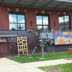 Photo taken at Detroit Children's Museum by Alejandro B. on 8/3/2013