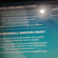 Photo taken at Celcom by Faizar A. on 2/2/2015