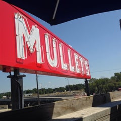 Photo taken at Mullet's by Sawyer F. on 8/17/2013