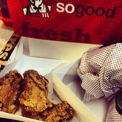 Photo taken at KFC by Adam C. on 2/1/2014