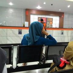 Photo taken at Bank BRI by Safitra S. on 12/2/2014