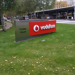 Photo taken at Vodafone HQ by Eric S. on 10/15/2015