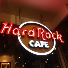 Photo taken at Hard Rock Cafe Detroit by Steve V. on 1/20/2013