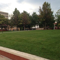 Photo taken at Johnson County Courthouse by Melissa T. on 8/27/2014