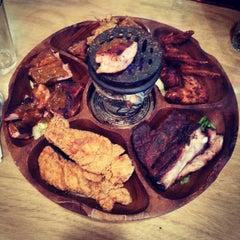 Photo taken at R.U.B. BBQ Pub by Alonso M. on 6/16/2014