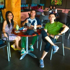 Photo taken at EXCELSO Cafe by Ifan Danny Mokoginta on 7/21/2015