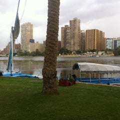 Photo taken at Corniche El Maadi | كورنيش المعادى by Zammaz A. on 12/12/2013