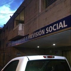 Photo taken at Secretaría del Trabajo y Previsión Social by Mauricio A. on 6/21/2013