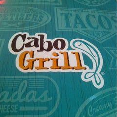 Photo taken at Cabo Grill Fish & Tacos by Mauricio A. on 3/24/2013