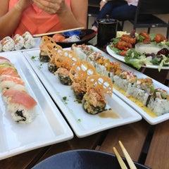 Photo taken at RA Sushi Bar Restaurant by Kari L. on 5/31/2013