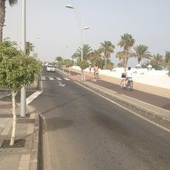 Photo taken at Avda De Las Playas by Jesus D. on 6/28/2012