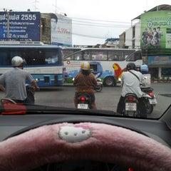 Photo taken at สี่แยกบ้านสวนชลบุรี by Angela ™ ♣ 🍎 on 8/31/2012