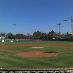 Photo taken at Anteater Ballpark - Cicerone Field by Patrick P. on 10/30/2014