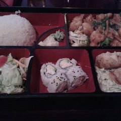 Photo taken at Osaka Japanese Steak And Sushi by Michelle L. on 4/21/2013