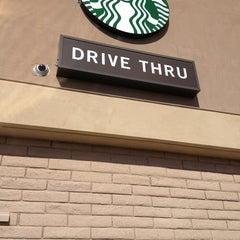 Photo taken at Starbucks by Jolinda V. on 1/28/2013