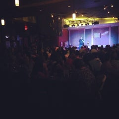 Photo taken at Off The Hook Comedy Club by Capt. B. on 10/26/2014