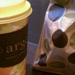 Photo taken at Argo Tea by elizabeth m. on 2/22/2013