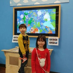 Photo taken at McKenna Children's Museum by Paul S. on 3/19/2016