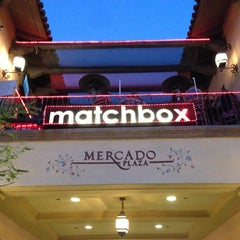 Photo taken at Matchbox - Palm Springs by Micah L. on 3/12/2013