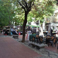 Photo taken at Plaza Larga by Misha B. on 10/30/2013
