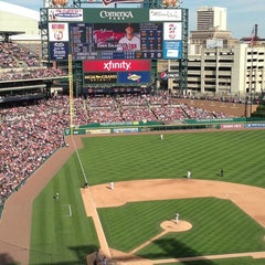 Photo taken at Comerica Park by Jeremy W. on 5/26/2013