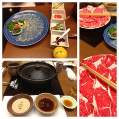 Photo taken at 木曽路 三鷹店 by Yoshihiro F. on 2/22/2013