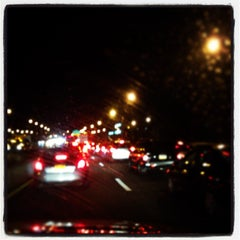 Photo taken at Bruckner Expressway by Ant on 10/11/2013