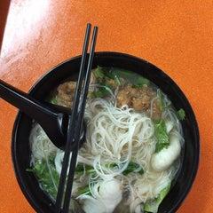 Photo taken at Canteen @ Loyang Way by Rick on 11/11/2014