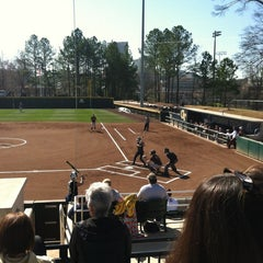 Photo taken at Shirley Clements Mewborn Field by Shannon L. on 2/9/2013