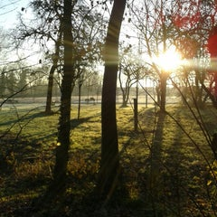 Photo taken at Park Vechtenstein by Lia V. on 12/11/2013
