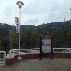 Photo taken at WVU Visitors Center by Peter D. on 9/20/2013