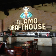 Photo taken at Alamo Drafthouse Cinema – Lakeline by Bryan R. on 6/20/2013